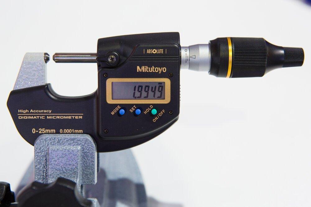 Měřicí přístroje Mitutoyo