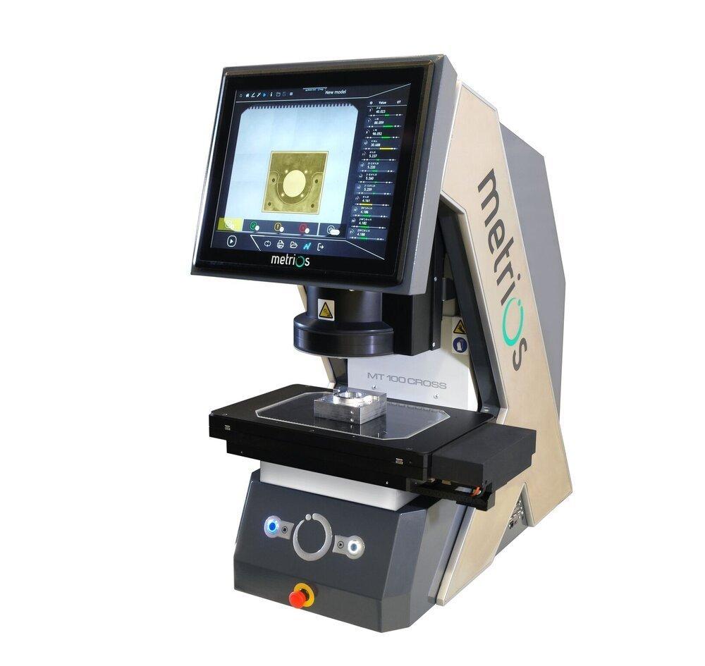 Optyczny system pomiarowy 2D - METRIOS